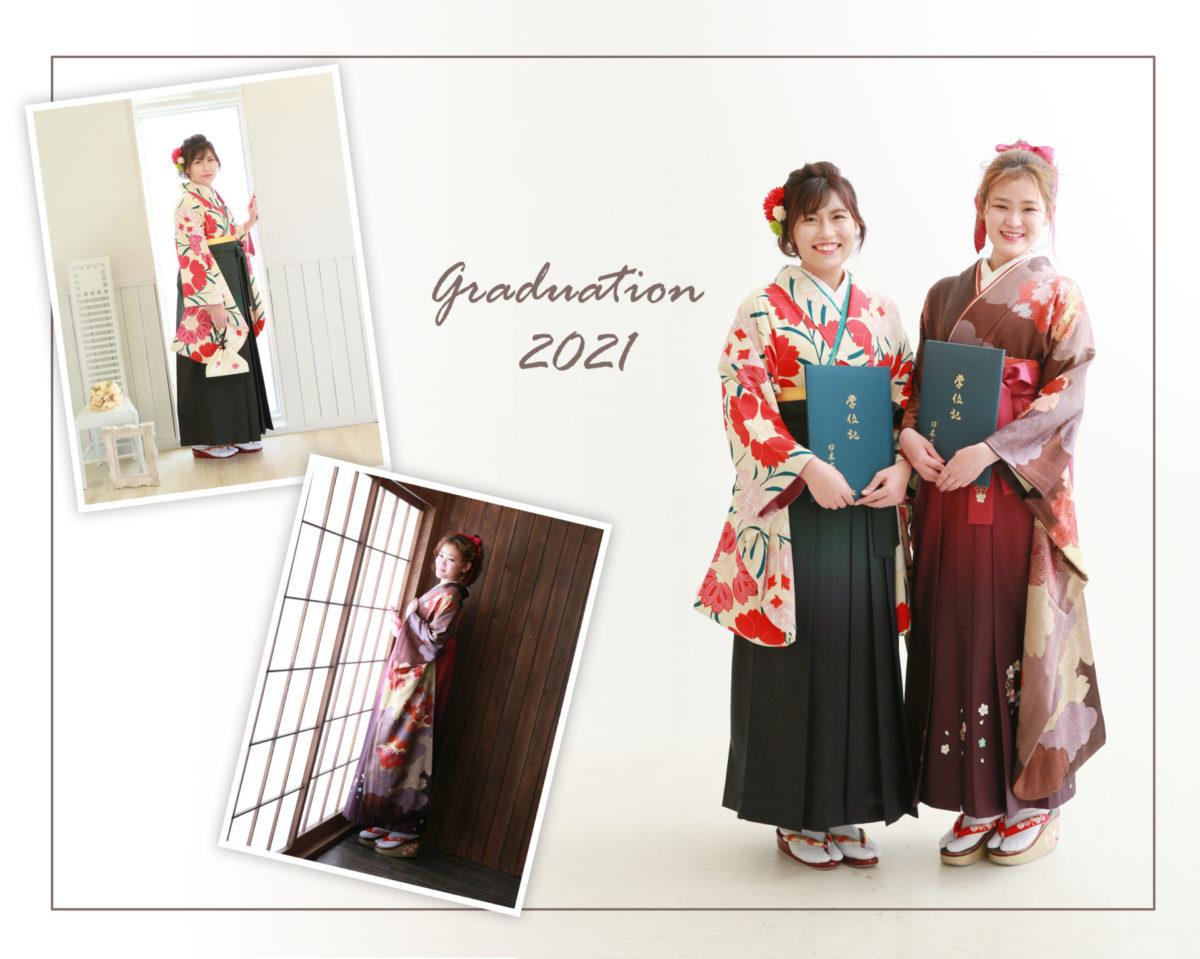 栃木県 佐野市 写真館 天使の森 ご卒業記念