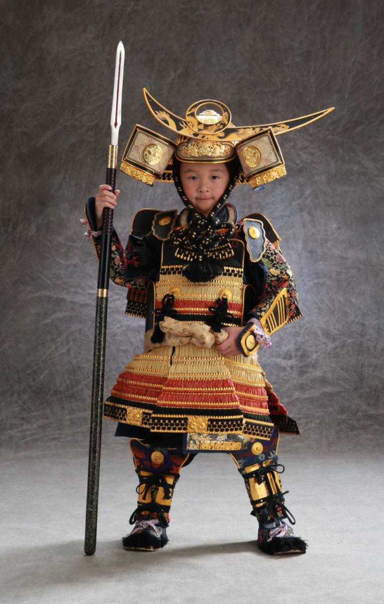鎧兜(115㎝) 小山ルミナス