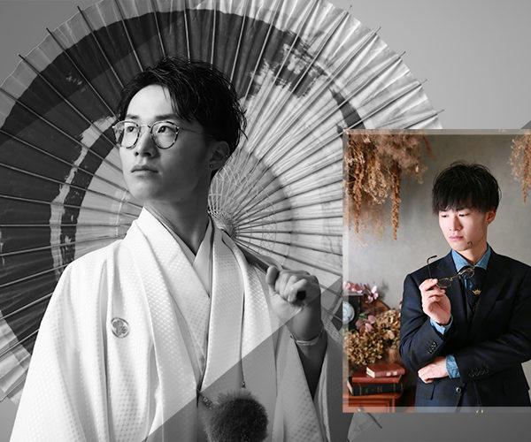 成人 男性 袴 スーツ